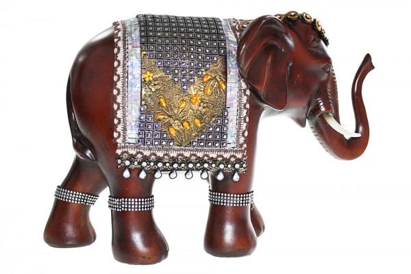 Deko Elefant Figuren aus Polyresin