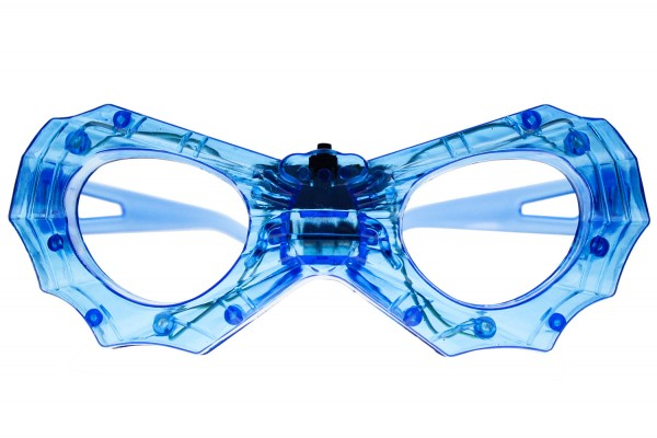 Led Brille 14cm