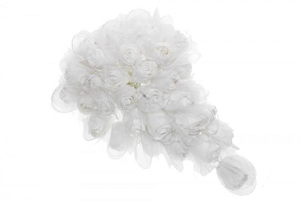 Weißer Rosenstraß