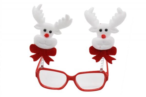 Faschingsbrillen & Karneval Brillen, Niklaus Brille, Partybrille