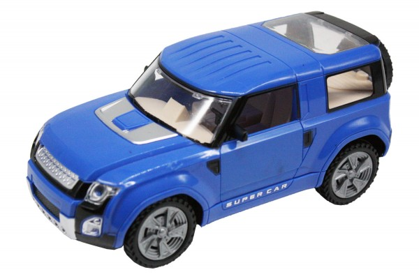 Spielzeug-Geländewagen in mehreren Farben