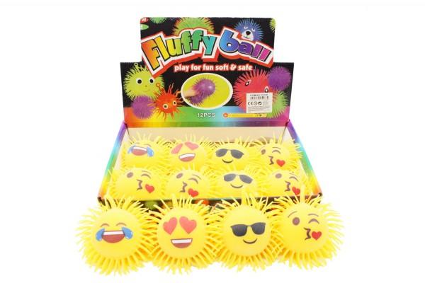 Fluffy Ball Emoji