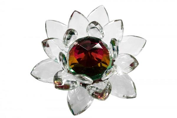 Kristall Lotus 50 d13cm