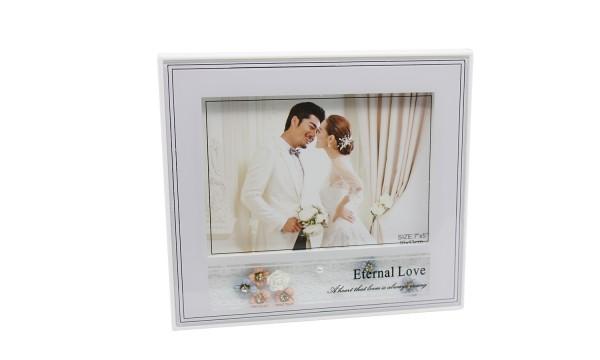 """Bilderrahmen """"LOVE"""" für Foto:13x18cm"""