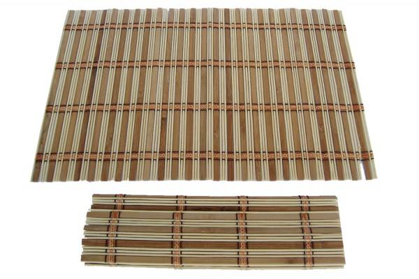 Bambus Tischplatzer