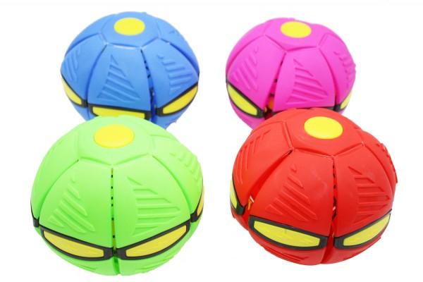 Antistressball mit Sprungfeder. D=14cm