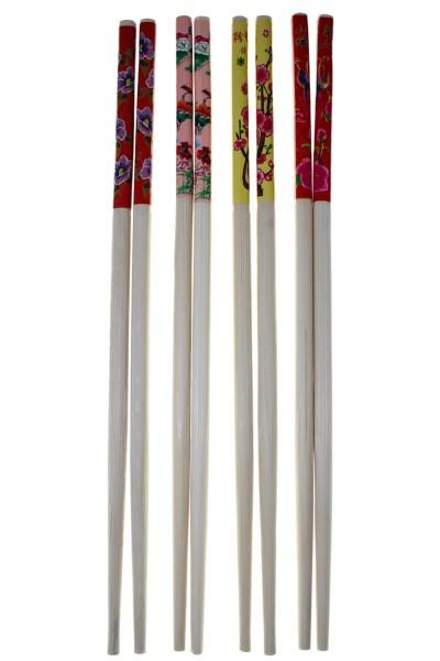 Esstäbchen aus Bambus