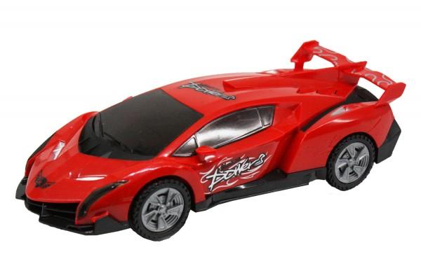Spielzeug-Rennauto in verschiedenen Modellen