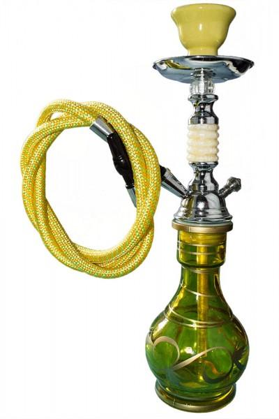 Wasserpfeife, Shisha Wasserpfeife h41cm Schl. L150cm