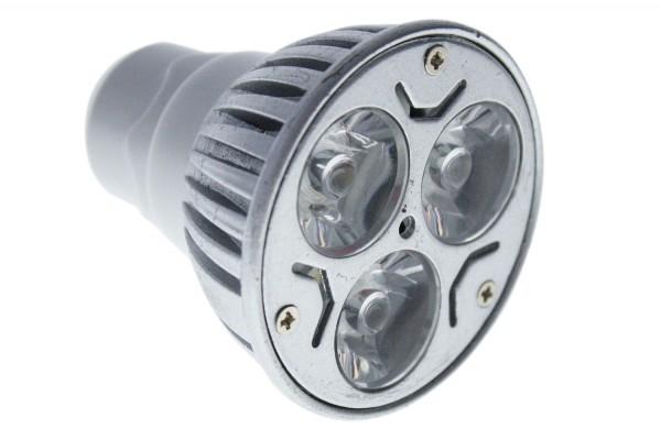 LED Lampe Gu10 3x1W 220V