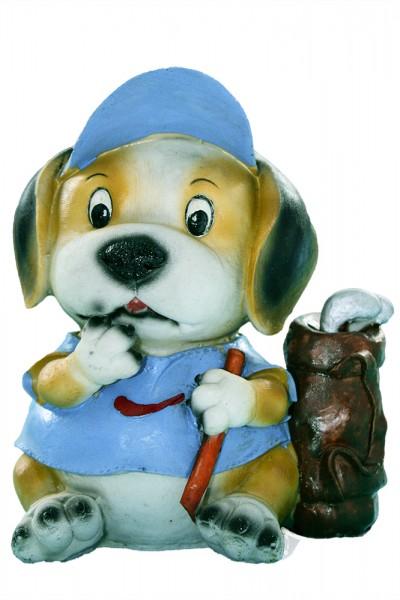 Hunde 4 Modell h14cm b10,5-12cm