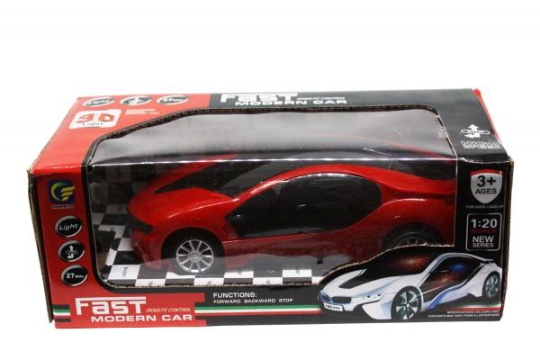 Ferngesteuerter Spielzeug-Rennwagen in getuntem Design