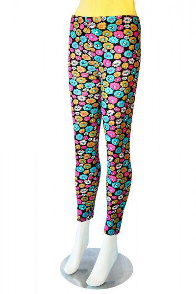 Trendy leggings, Leggings mit Musterauswahl