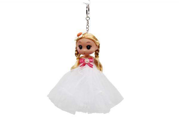 Schlüsselanhänger Mädchen Puppe