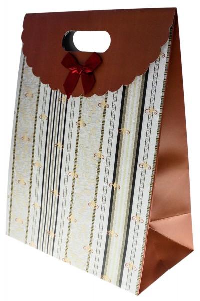 Papier Geschenktüten 31.5X25cm, zufällig ausgesucht Motiv