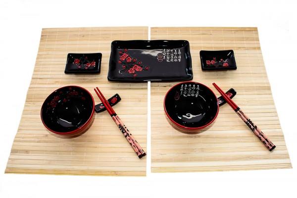 chinesische Tafel Set