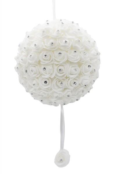 Rosen Blumenkugel