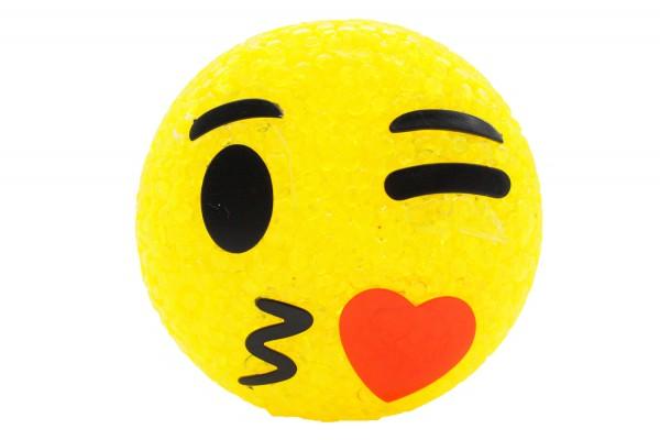 Emojis mit Leuchtfunktion in verschiedenen Variationen