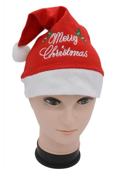 "Weihnachtsmützen Nikolausmützen ""Merry Christmas"""