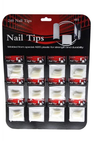 Nail Sticker 240 Nail Tips