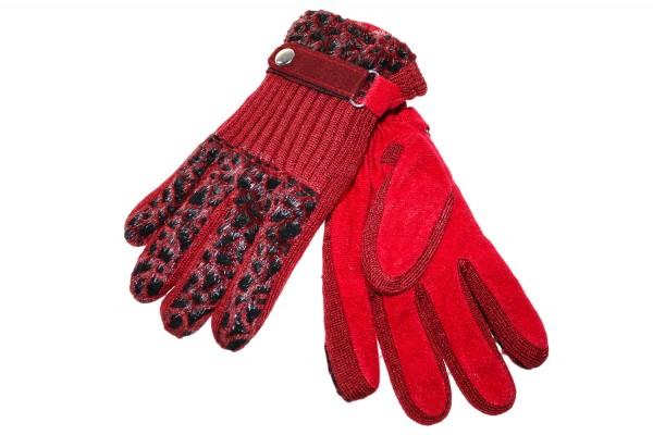 Modische Damen Handschuhe
