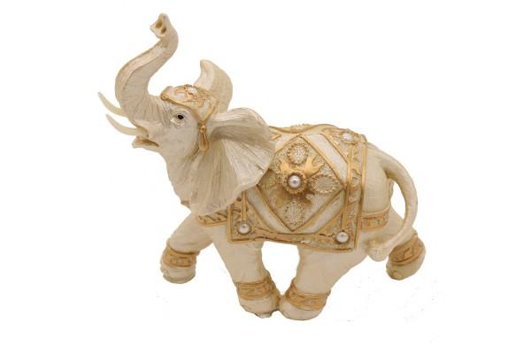Deko Figur Elefant H24cm