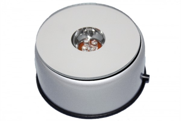 Kristalluntersetzer Set h9cm b4,5cm